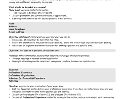 Resume How To Create The Perfect Rental Resume How To Write A