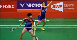 Sekali lagi pasangan indonesia gagal melakukan servis dengan betul dan dia menyalahkan raketnya. Aaron Chia Teng Fong News Aaron Chia Teng Fong
