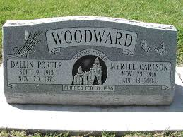 Myrtle Carlson Woodward (1916-2004) - Find A Grave Memorial
