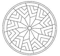 Small Picture Blank Mandalas To Color Images Coloring Blank Mandalas To Color at