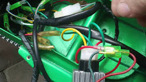 ct70 wiring questions youtube 1971 Honda CT70 ct70 wiring questions