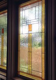 susan s craftsman style dining room windows