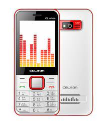 Celkon C9 Jumbo Red and White - Feature ...