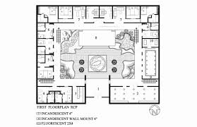 gallery of small house plans with a courtyard elegant modern house plans interior courtyard regarding plan remodel 13