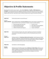9 Resume Objective Samples For Any Job Happy Tots