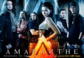 amaranthe is a swedish metal band that is somewhat of a supergroup there are three vocalists a clean female vocalist formerly sang with kamelot