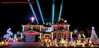Temecula Ca Christmas Lights Best Christmas Lights And Holiday Displays In Temecula