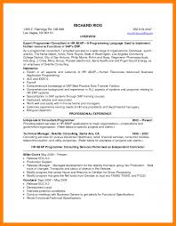 Resumes Example Resumemmary Marveperb Sample For Professional North