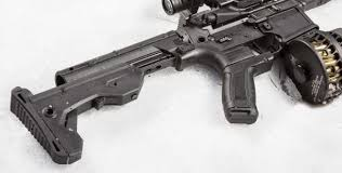 A part that can be attached to the handle of a gun that makes it able to fire repeatedly more…. What Does The Atf S Latest Bump Stock Comment Mean