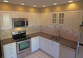 white kitchens with stainless appliances. Kitchen Design White Cabinets Stainless Appliances HomeHome Decorating Kitchens With