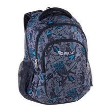Школьный рюкзак <b>Pulse</b> Teens <b>Graffiti</b> 121455