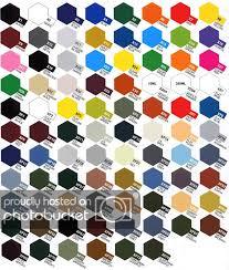 Peterbilt Paint Color Chart My First King Hauler Peterbilt 379 Scale 4x4 R C Forums