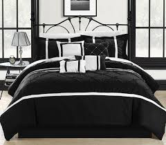 king black and white comforter set