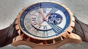 roger dubuis skeleton auto open back watch for men rs6799 70 roger dubuis skeleton auto open back watch for men rs6799