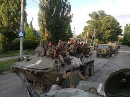 бои в приграничье летом 2014 года Everyday In Ukraine Everyday