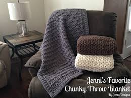 Bernat Crochet Patterns Interesting By Jenni Designs Free Crochet Pattern Jenni's Favorite Chunky
