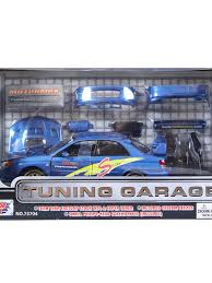"""<b>Модель машины</b> """"Гаражный тюнинг"""" Subaru Impreza WRX STI 1 ..."""