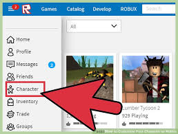How To Make Clothing For Roblox How To Customize Your Character On Roblox 8 Steps With