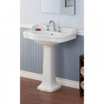 vintage bathroom pedestal sinks. Cheviot Large Antique Pedestal Sink Lavatory - 8 Inch Faucet Drillings Vintage Bathroom Sinks T