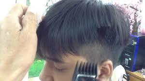 รองทรงสง1 Cut Short Bald Fade ตดไมเสรจครบ แบตหมดกอน
