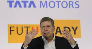 Tata Motors Microsoft Ink Technology Collaboration Deal Bw