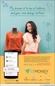 Fashion Designer Advertisement My Dream Is To Be A Fashion Designer And Design Clothes Ad