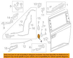 Toyota Sienna Sliding Door Handle Replacement Sliding Door Parts ...