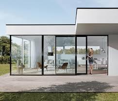 Platin Blue Fenstertypen Von Josko Architonic
