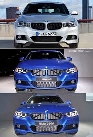 BMW 3 Series GT vs Sedan vs Touring Visual Comparison. What's Your ...