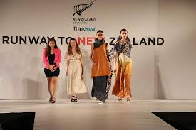 Fashion Design Courses Nz Fashion Runway From New Zealand To India And Back Massey