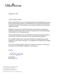 Recommendation Letter Examples Simple Letter Of Recommendation R Sheffield
