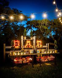 Amazing Outdoor Lighting Amazing Outdoor Party Lights Lighting