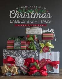 free christmas templates to print christmas label templates worldlabel blog