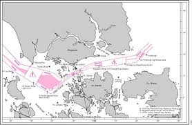 List Of Routeing Charts Ships Routeing