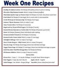Weekly Menu For One Weekly Menu For One Under Fontanacountryinn Com