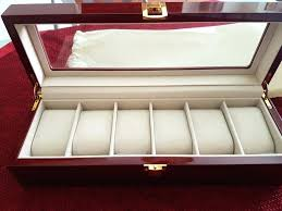 jewelry storage organizer wood 6 watch display case box glass top jewelry storage organizer gift men jewelry storage organizer drawers
