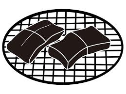食べ物イラスト お餅シルエット 無料イラスト素材素材ラボ