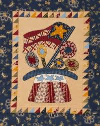 Patriotic Quilt Patterns Classy Patriotic Quilt Patterns AllPeopleQuilt