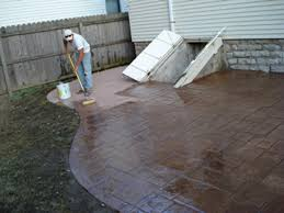 indoor concrete projects include concrete floors garage floor coatings concrete countertops fireplaces and basement floors outdoor concrete projects