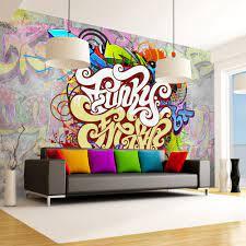 Wallpaper - Funky Graffiti