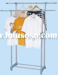 extendable double pole clothes rack stand clothes hanger rack clothes rack clothes