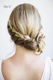 Spletené Svatební účesy Makeup Hairstyle Magazín Svatby Uhcz