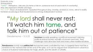 othello quotes and analysis old  othello quotes and analysis old 3