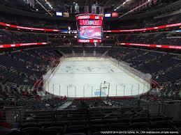 Capital One Arena Section 207 Washington Capitals