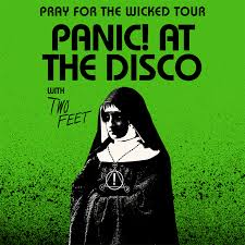 new pray for the wicked tour dates