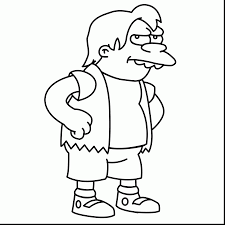 Lisa Simpson Coloring Pages Leversetdujour Info