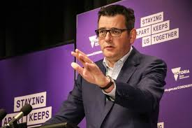 Coronavirus hospitalizations in los angeles down to lowest level since april, mayor says. Daniel Andrews Hits His 50th Straight Coronavirus Update Today Is It Time He Took A Break Abc News