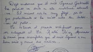 Ein brief für die lehrerin / ein brief für die lehrerin / wunderbar 15 erzieherin. Argentinien Seine Lehrerin Schreibt Ihm Ein Attest Um Zu Bezeugen Dass Er Einen Milchzahn Verloren Hat