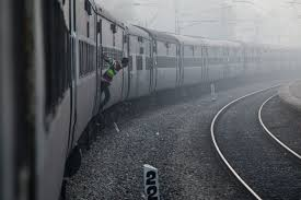 photo essay the longest train in