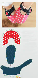 Baby Booties Sewing Pattern Gorgeous 48 DIY Baby Shoes Ideas With Free Patterns And Instructions